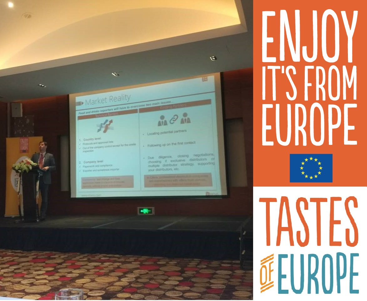 Taste of Europe - Eibens presentation