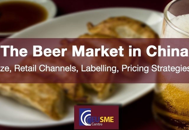 The beer market in CHina